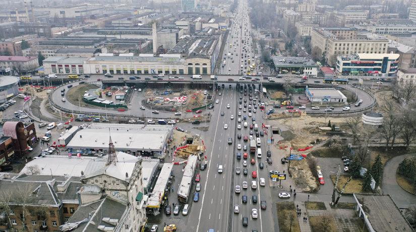 Шулявский мост снова подорожает