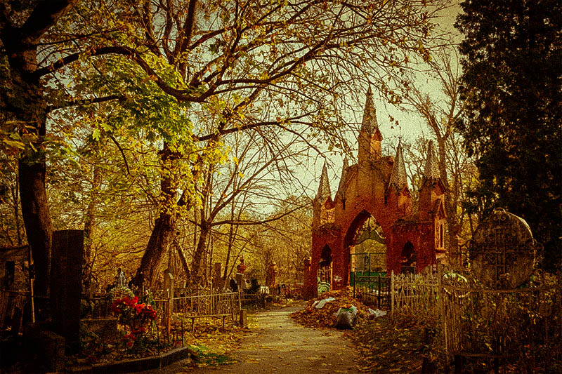 Байковое кладбище – Городецкий – интересные факты Голосеевский район
