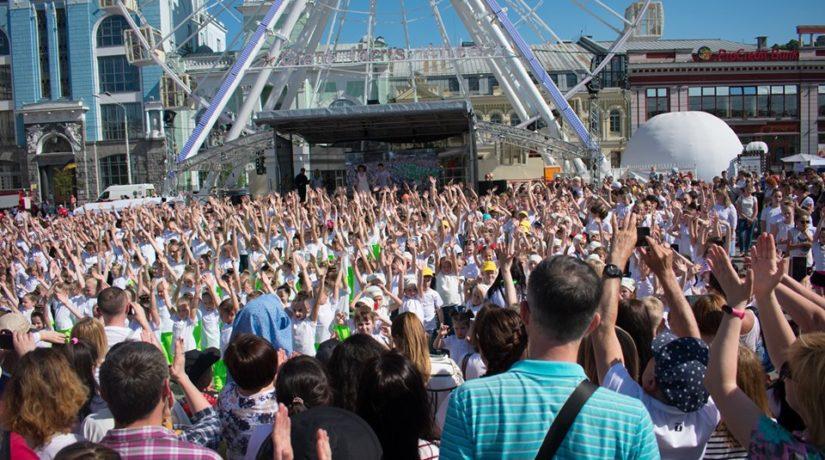 Шоу и мастер-классы: На Контрактовой площади состоится семейный фестиваль