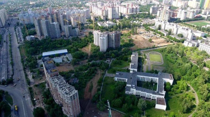Три станции метро и набережная: Что появится в Голосеевском районе согласно генплану