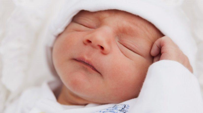 новорожденный