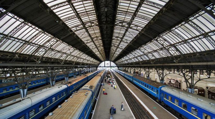 Укрзализныця, вокзал