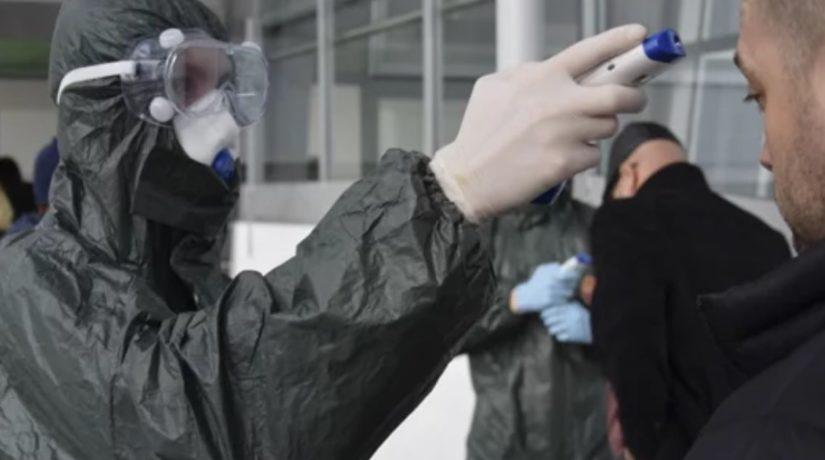 Проверка температуры на границе не может остановить коронавирус – ВОЗ