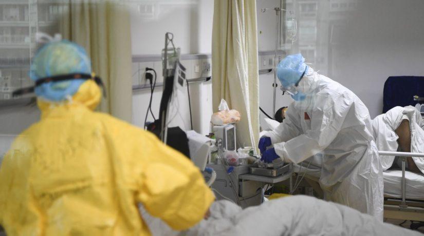 больница, коронавирус