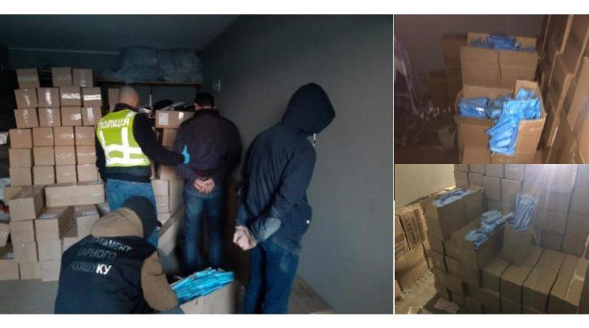 Вооруженные грабители похитили у предпринимателей 100 тысяч масок