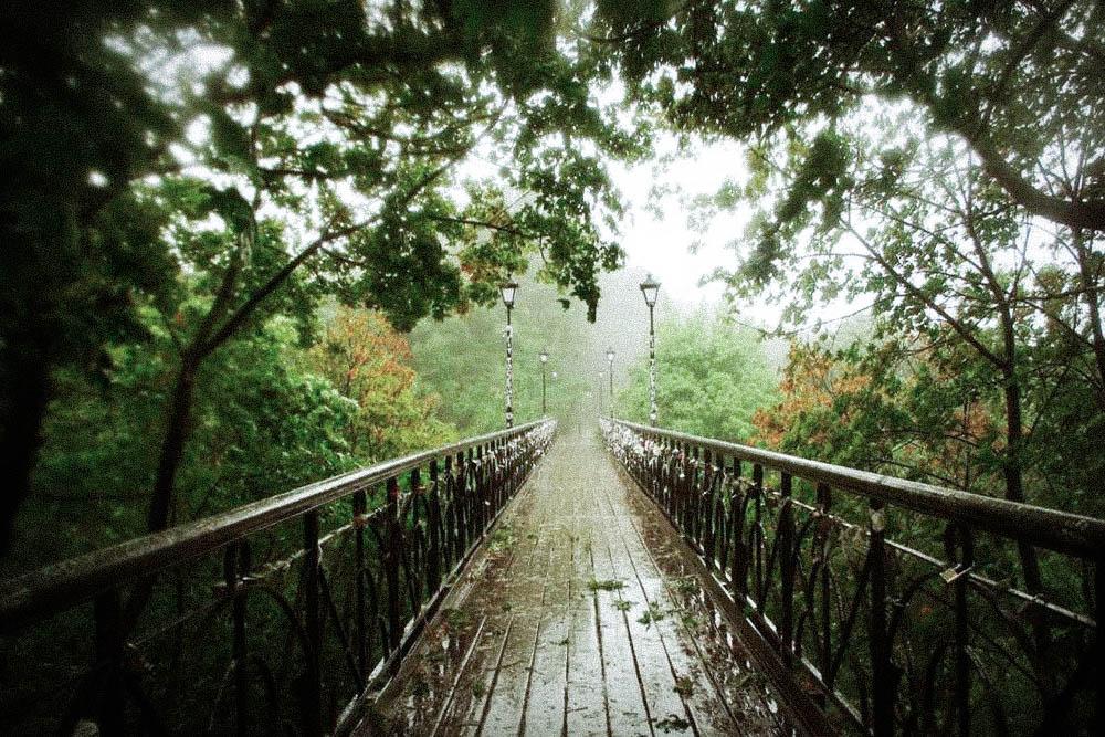 Мистический Киев – Проклятые места Киева – Мост влюблённых
