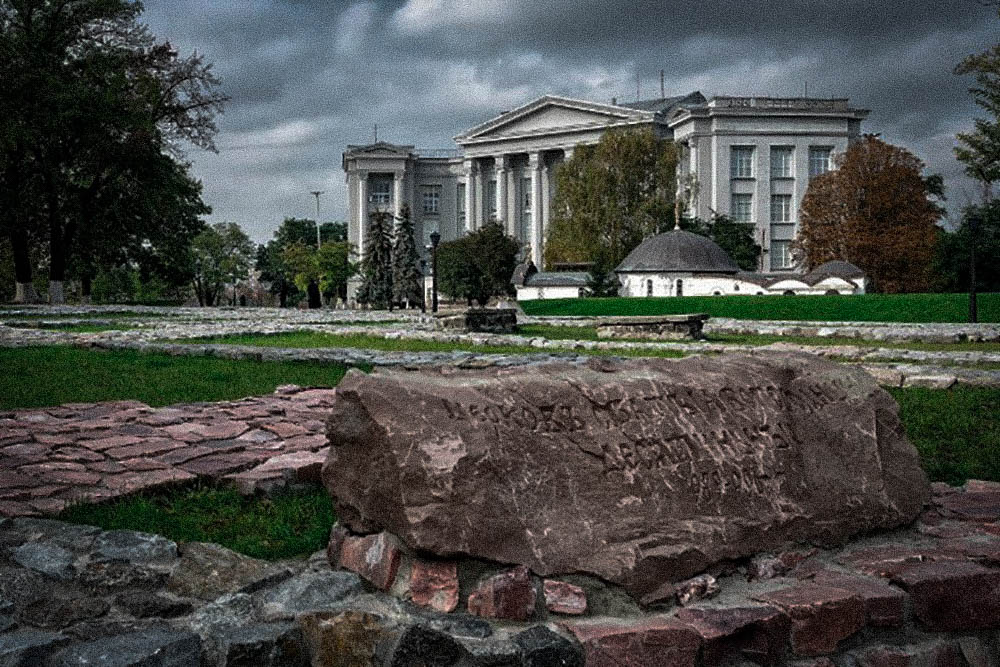 Мистический Киев – Проклятые места Киева – Старокиевская гора – Десятинная церковь