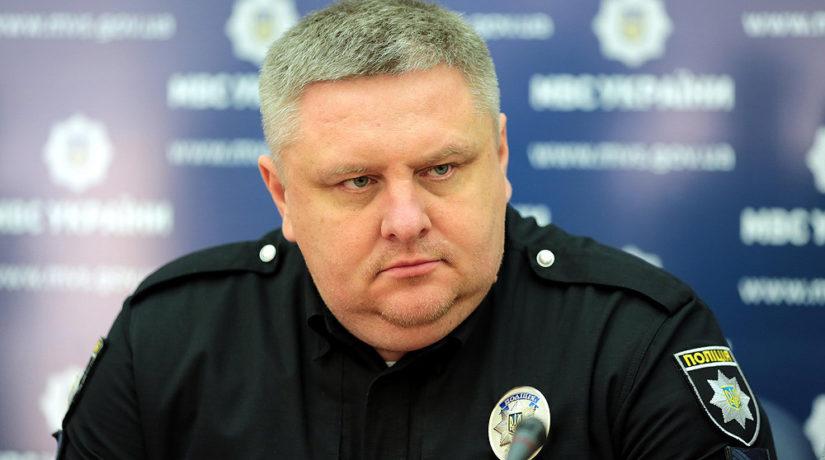Глава полиции Киева болен коронавирусом