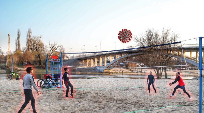 Киев спортивный. Азартный дух 15-го дня карантина