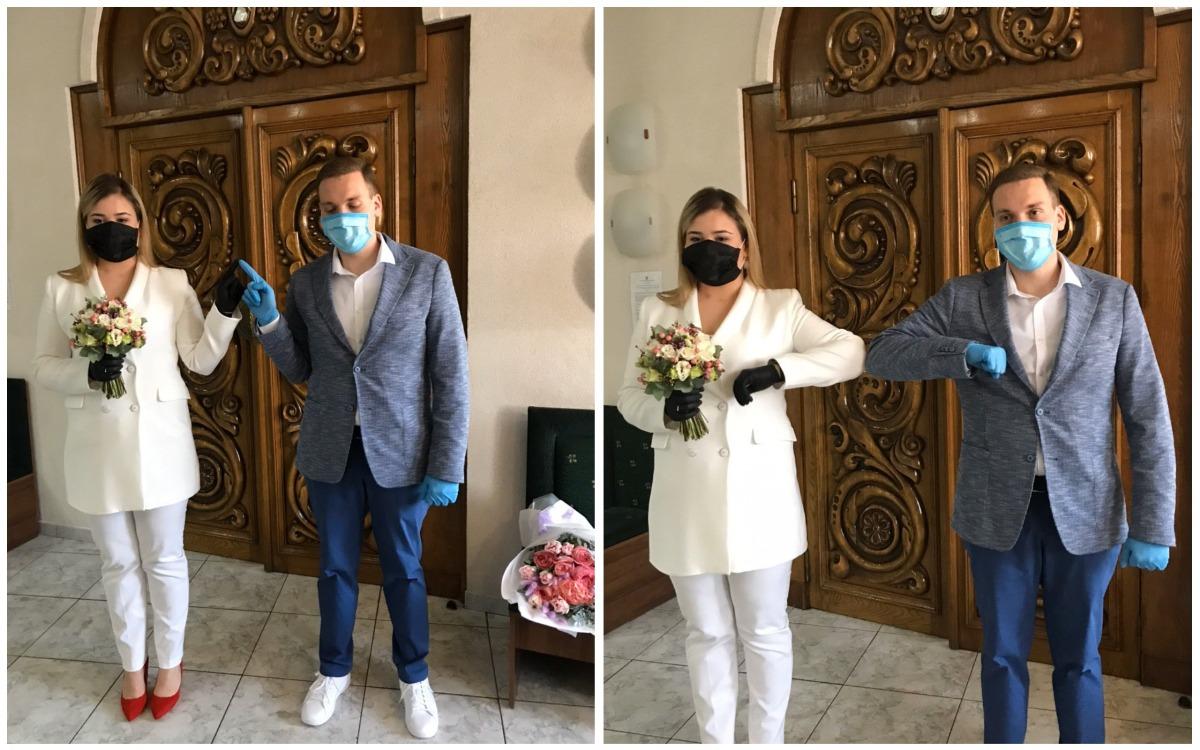 Женитьба карантин маски