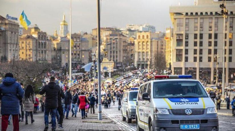 Киев из-за коронавируса ограничил массовые мероприятия