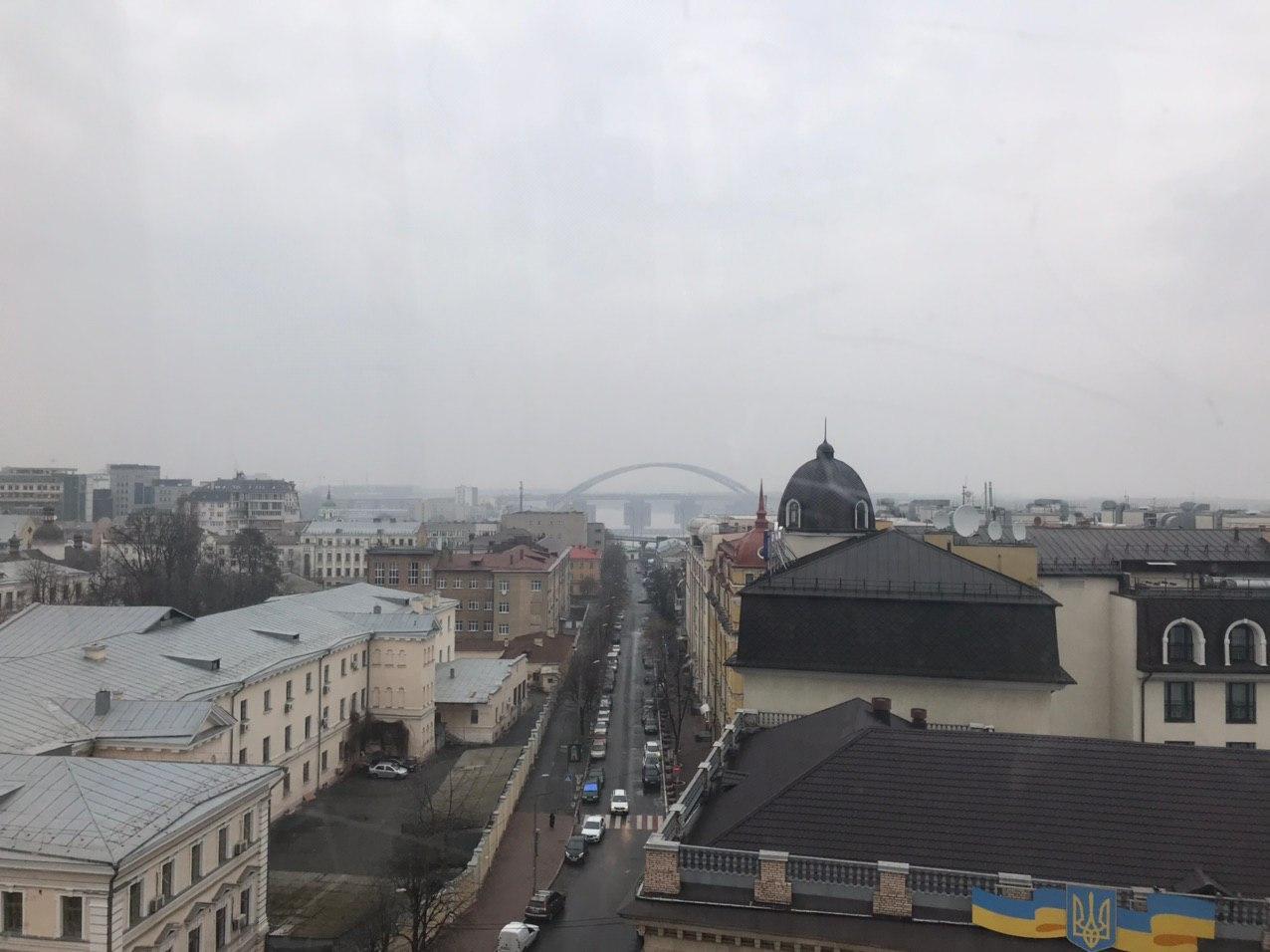 Подольско-Воскресенский мост с Контрактовой