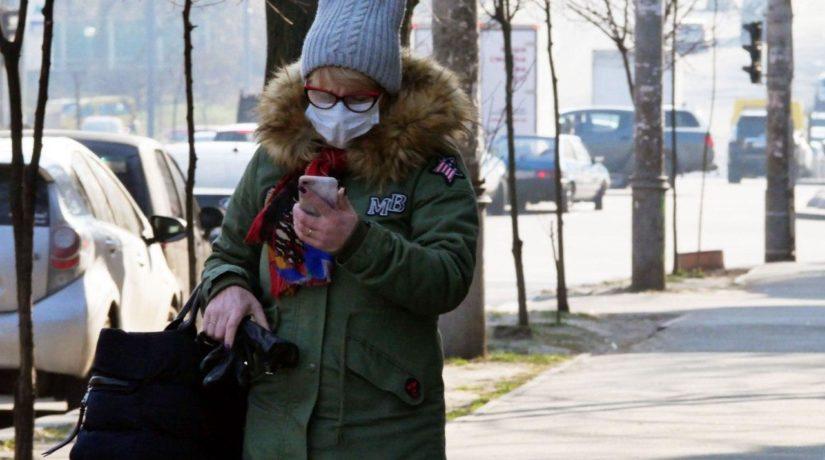 Маска карантин Киев