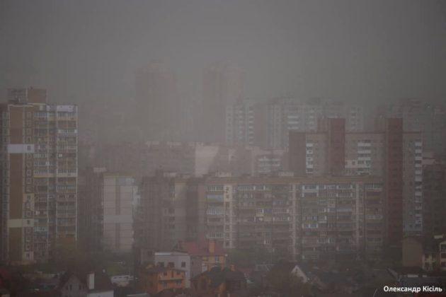 """""""Кияни дихають дрібнодисперсним пилом"""", – співзасновниця Save Eco Bot"""