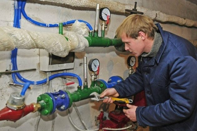 Новая строка в единой квитанции – взнос за обслуживание счетчиков тепла и горячей воды в доме