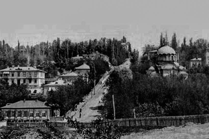 Медицина старого Киева – дореволлюционный Киев – Александровская больница