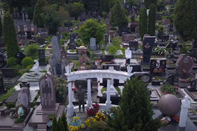 Міські кладовища, доступ до яких обмежено (СПИСОК)