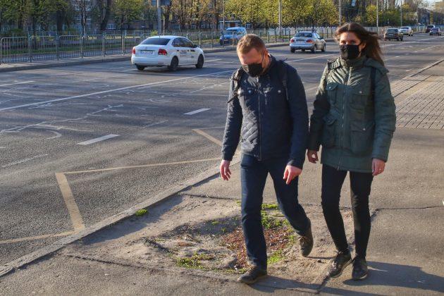 В одному з районів Києва за добу жодного хворого COVID-19 (МАПА)
