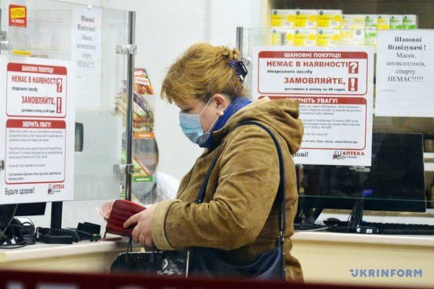 Экспрестести на коронавірус будуть продавати в аптеках