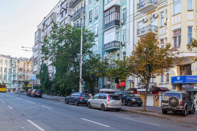 По вулиціШота Руставелі обмежать рух – терміни ремонту