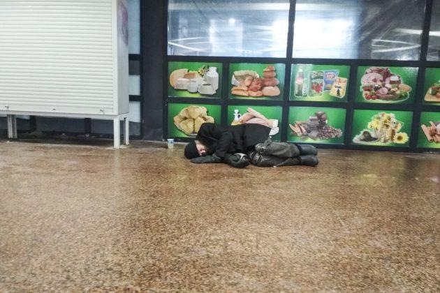 Как власти помогают бездомным во время карантина