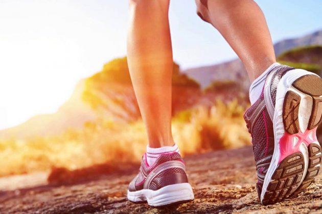 Мокрый тест: как выбрать кроссовки по степени пронации?