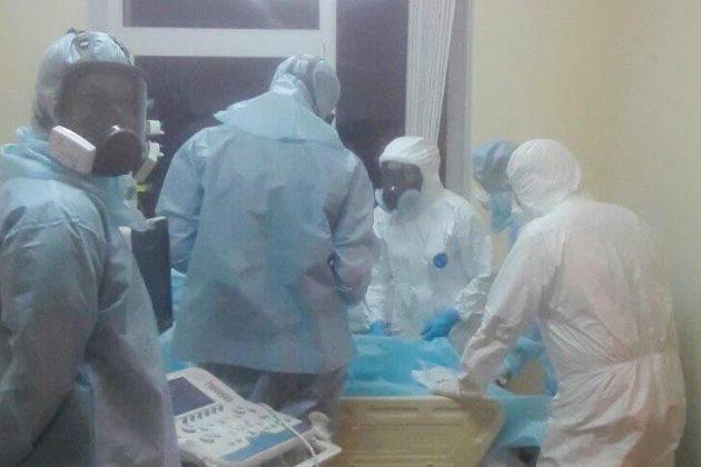 «Мы не смогли….» – главврач Александровской больницы рассказала о смерти пациента с COVID-19