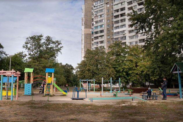 Як відремонтують київські парки та сквери