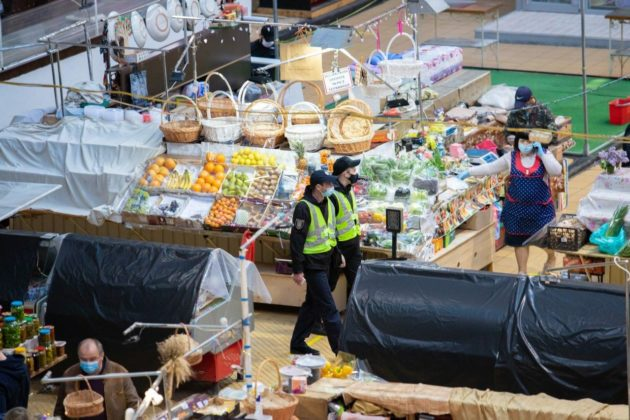 37агропродовольчих ринків відновили роботу у столиці (СПИСОК)