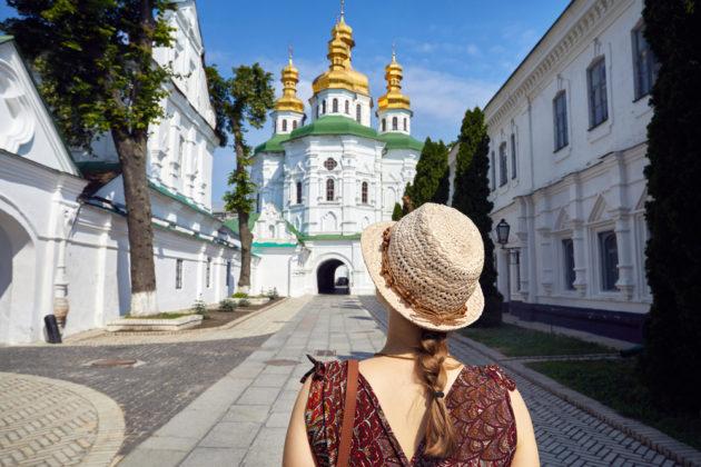 З початку року Київ відвідали сотні тисяч туристів. Звідки найчастіше приїжджають гості
