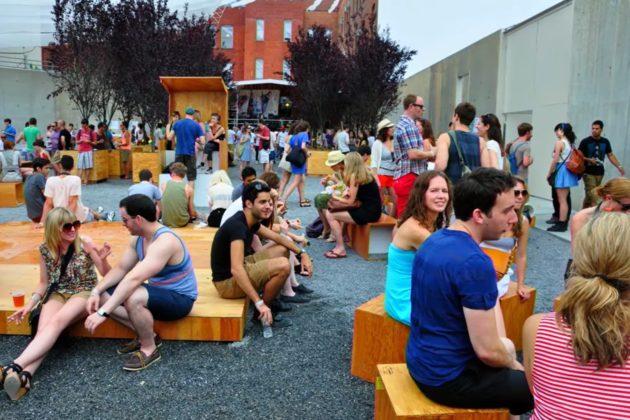 Як перетворити міський паркан на місце для тусовок – уроки дизайнера (ФОТО)