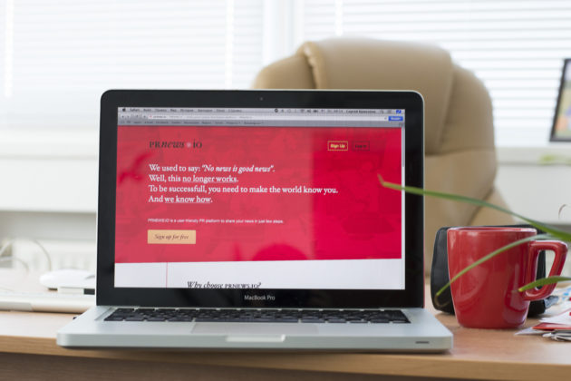 PRNEWS.IO знизила вартість розміщення в онлайн ЗМІ