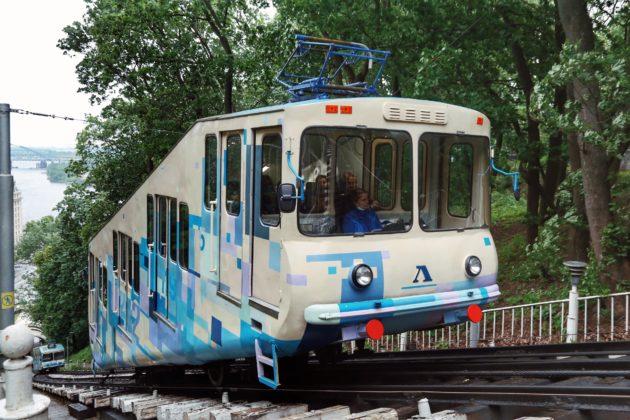 Київському фунікулеру – 115! Як виникла одна з головних туристичних принад столиці