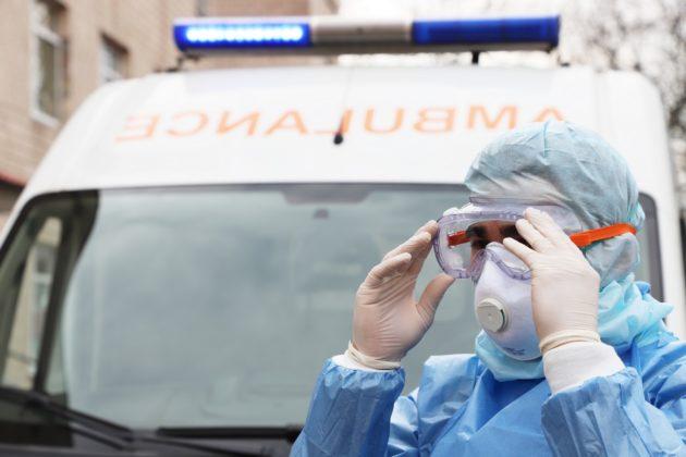 За добу 56 киян захворіли на коронавірус, у тому числі 17 медиків