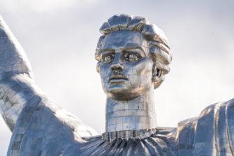 Батьківщина-мати: День народження сталевої пані столиці