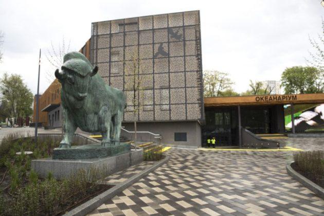 Легендарні візитівки київського зоопарку отримали нове життя
