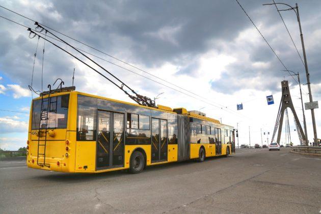 5 нових правил роботи громадського транспорту Києва