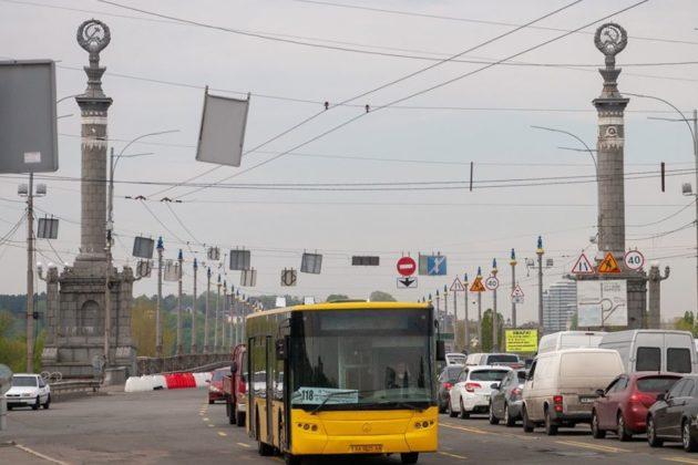 «Київ Цифровий» дозволить відстежувати рух міського транспорту