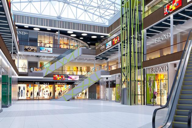 День відкриття торгових центрів (ДАТА)