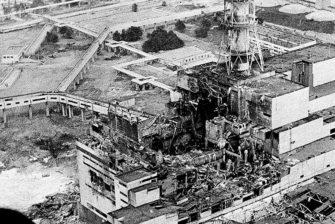 День 7 травня 1986 року. ТАРС оголосило, що рівень радіації в нормі