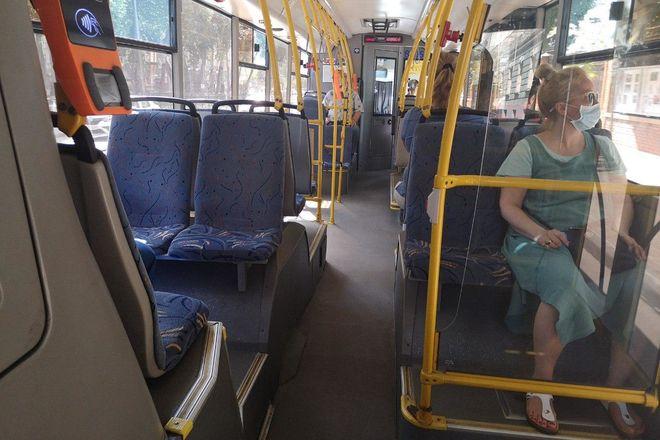 Київ продовжив безкоштовний проїзд у транспорті для пільговиків з інших міст