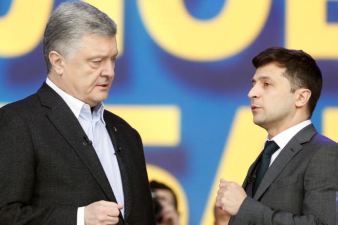 """Порошенко і """"ЄС"""" нарощує підтримку, Зеленський і """"СН"""" втрачає – соцопитування"""