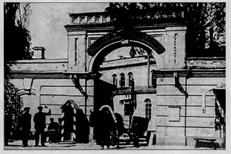 Киїіський водопровід – історія водопостачання в Києві – водонапірні вежі – водопровід Струве