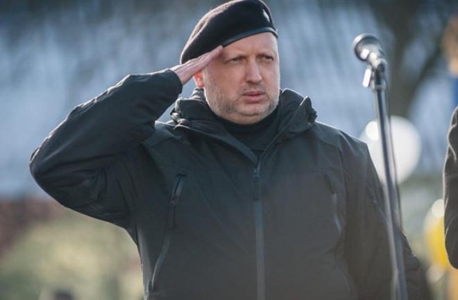 """Турчинов очолить штаб партії """"Європейська Солідарність"""""""