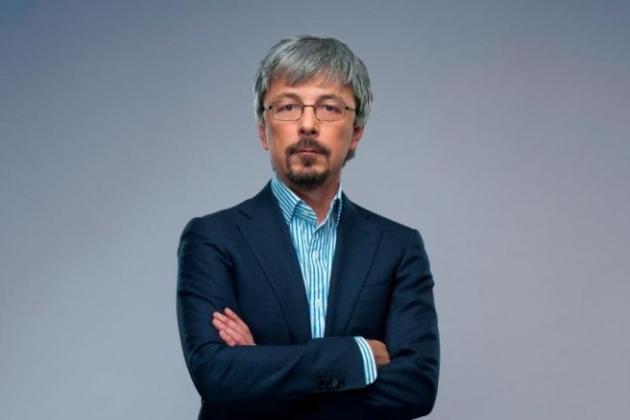 Ткаченко став міністром культури. Також він йде в мери Києва