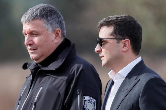 """""""Досі нема кращого"""" – Зеленський відповів на заклики звільнити Авакова"""