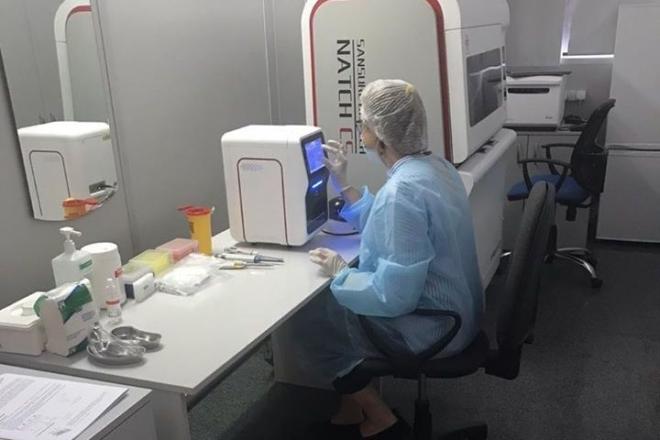 """В аеропорту """"Бориспіль"""" з'явилась лабораторія – кого тестуватимуть на COVID-19"""