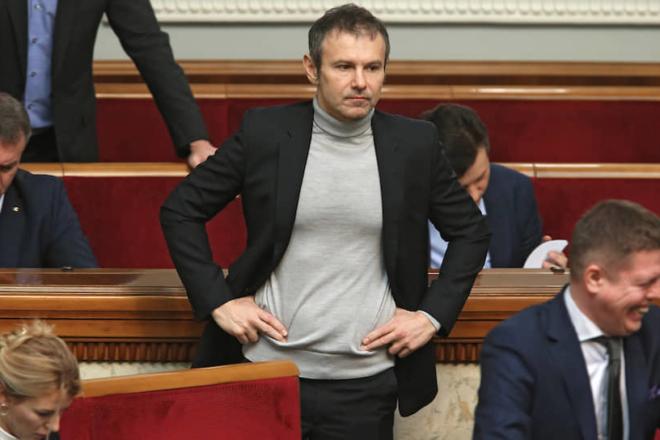 Святослав Вакарчук складає депутатський мандат