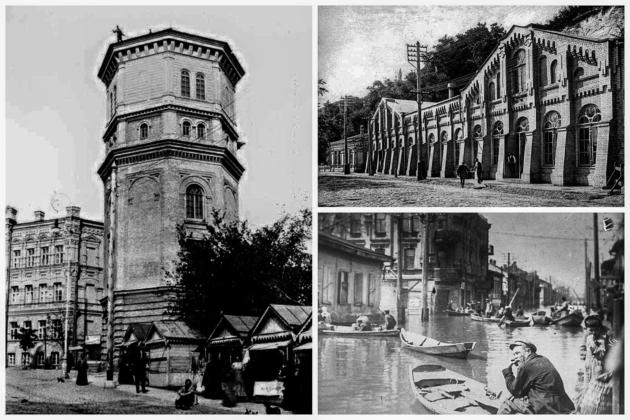 Воду киянам! Як 149 років тому в Києві почали будувати водопровід