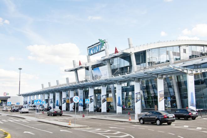 """Аеропорт """"Київ"""" заявив про відкриття регулярних міжнародних рейсів"""